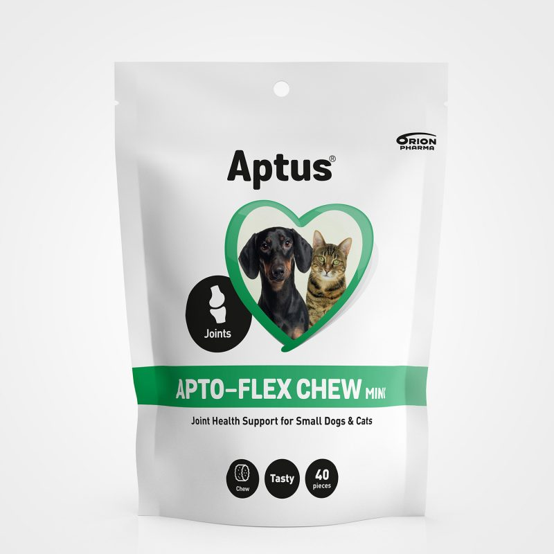 Aptus Apto-Flex Chew Mini - Joint Supplement for Dogs and Cats