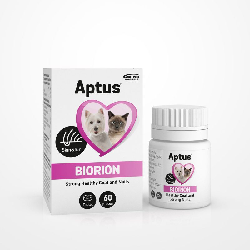 Aptus Biorion - Biotin Supplement for Cats and Dogs