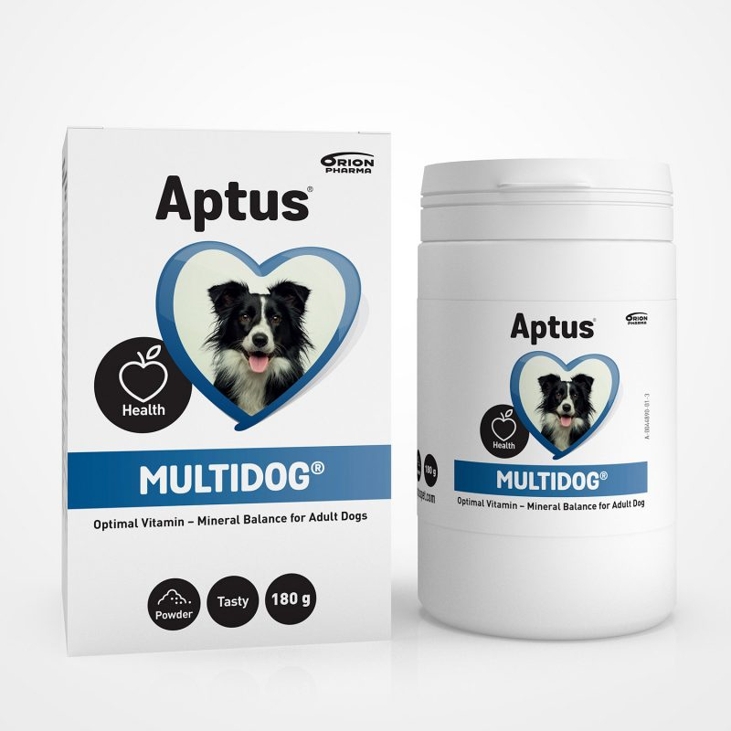 Aptus Multidog Powder - Multivitamin for Adult Dogs