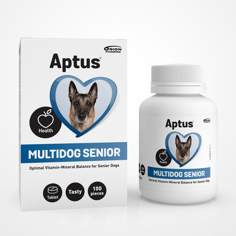Aptus Multidog Senior - Mineral Feed for Dogs
