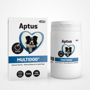 Aptus Multidog Tablet - Multivitamin for Adult Dogs