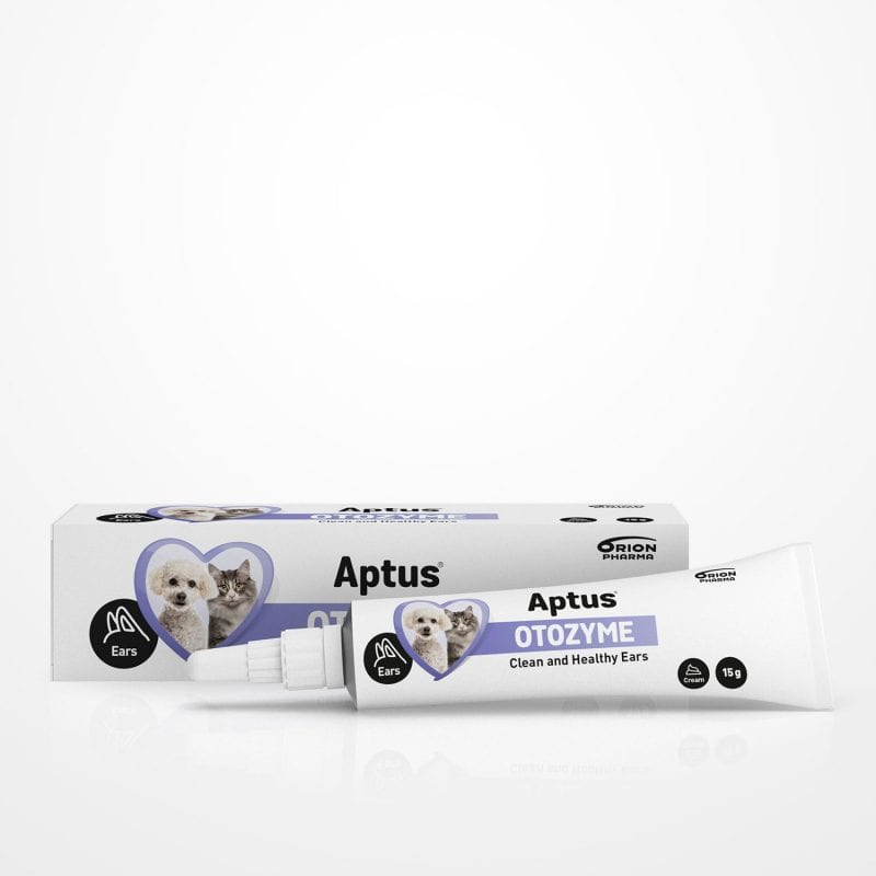 Aptus Otozyme Ear Cream for Cats and Dogs