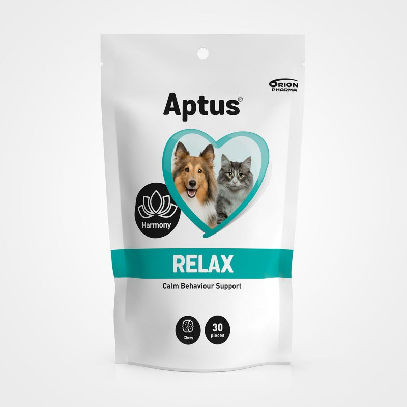 Aptus Relax Calm Behaviour Support Chews for Dogs and Cats
